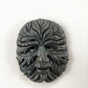 Other - Green man wall hanging
